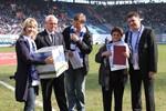 Land und DFB fördern Engagement des SSC gegen Gewalt