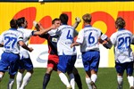FC Hansa Rostock bezwingt Dynamo Dresden mit 1:0