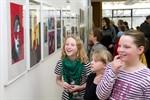"""""""Schüler stellen aus"""" – in der Kunsthalle Rostock"""