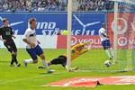 FC Hansa Rostock bezwingt Rot Weiss Ahlen mit 2:0