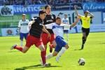 Hansa Rostock besiegt Wehen Wiesbaden
