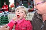 Sommerzeit ist Erdbeerzeit – Erdbeerfestival bei Karls