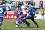 SSV Jahn Regensburg - FC Hansa Rostock endet 2:2
