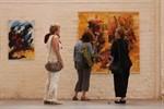Bienvenue – Malerei aus Burkina Faso