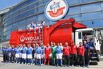 FC Hansa Rostock - Mannschaftsfoto Saison 2011/2012