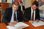 FC Hansa Rostock und Universität Rostock kooperieren