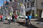 14 neue Optimisten für die Rostocker Segelsportvereine