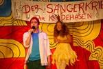 """""""Der Sängerkrieg der Heidehasen"""" in der Halle 207"""