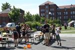 1. Sommerfamilienfest der Universität Rostock