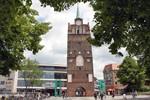 Sanierung ohne Torelemente am Kröpeliner Tor