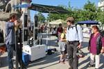9. Kunsthandwerkermarkt 2011 in Warnemünde