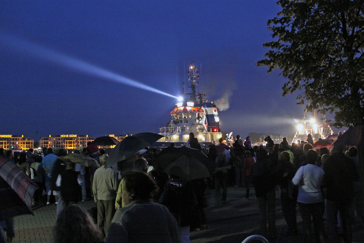 Port Party Warnemünde 2021