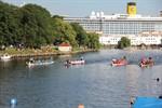 16. Warnemünder Drachenbootfestival 2011