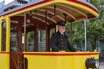 50 Jahre Straßenbahn durch die Lange Straße