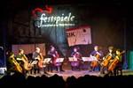 Cello Show Down bei den Festspielen MV 2011