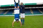 Nachwuchsteams vor der Linse - FC Hansa Fotoshooting II