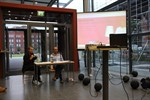 """""""Feuer mit mir"""" – Lesung und Diskussion mit Oliver Kluck"""