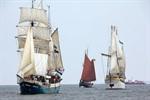 Hanse Sail 2011 Rostock