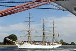 Hanse Sail 2011 - Mitsegeln auf Windjammern der Extraklasse
