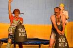 """Premiere von """"Pippi Langstrumpf"""" in der Halle 207"""