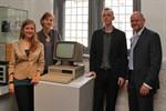 Computergeschichte an der Uni Rostock: Von Zuse zu Zuse