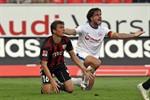 FC Hansa Rostock unterliegt dem FC Ingolstadt 04 mit 1:3