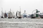 21. Hanse Sail Rostock 2011 - Schiffe, Schiffe, Schiffe