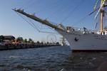 Schiffe, Schiffe, Schiffe auf der Hanse Sail 2011
