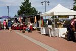 "Erster ""Markt am Meer"" in der Yachthafenresidenz Hohe Düne"
