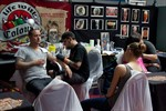 4. Tattoo Convention in Rostock 2011