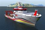 """Neptun Werft baut Tiefseeforschungsschiff """"SONNE"""""""