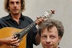 """""""Guitarradas & Variações"""" im Klostergarten"""