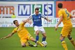 FC Hansa Rostock - Eintracht Braunschweig endet 0:0