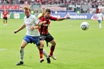 FC Hansa Rostock unterliegt Eintracht Frankfurt mit 1:4
