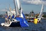 Deutsche Meisterschaft im Match Race in Rostock