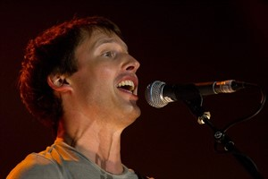 "James Blunt ""Some kind of Trouble""-Tour 2011 in Rostock"