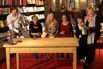 Literatur- und Weinlese in der Weiland Buchhandlung