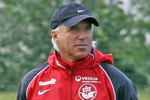 FC Hansa Rostock beim FSV Frankfurt zu Gast