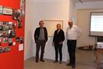 Zwei Ausstellungen und ein Workshop in der wolkenbank