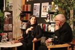 """Inka Parei präsentiert ihren Roman """"Die Kältezentrale"""""""