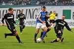 1. FC Union Berlin deklassiert Hansa Rostock