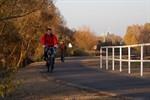 Neuer Radweg zwischen Warnemünde und Groß Klein