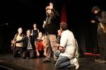 """Uraufführung von """"True Men"""" in der Bühne 602"""