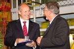 7. Vergabe der Richard-Siegmann-Medaille 2011
