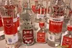 Warnung vor dem Verzehr von methanolhaltigem Wodka