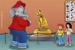 Benjamin Blümchen und die goldene Katze - Das Musical!
