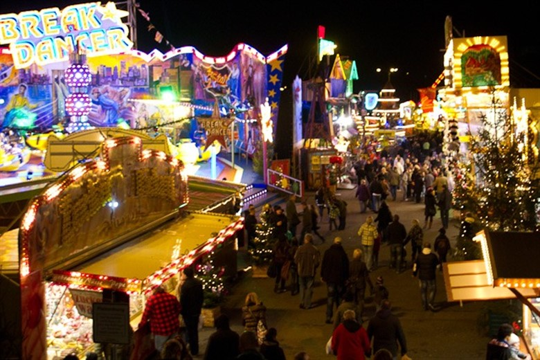 Weihnachtsmarkt Parchim