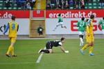 FC Hansa Rostock unterliegt der SpVgg Greuther Fürth mit 0:3