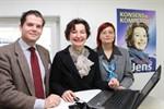 OB-Wahl 2012: Karina Jens eröffnet Bürgerbüro