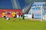Hansa Rostock und Dynamo Dresden trennen sich 2:2